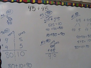Number Talks Practice